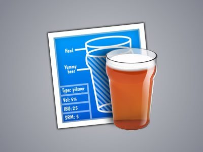 Brewing Software Desktop Icons