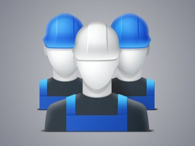 Construction Management Desktop Icons