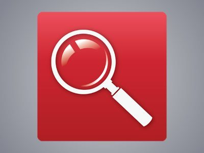 File Search Desktop Icons