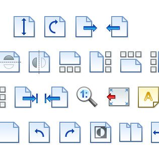 IBM Web App Icons