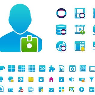 Software icon design