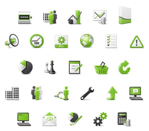 Custom web app icons