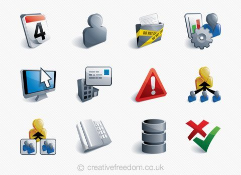 Software Interface Icons