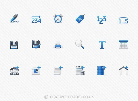 Windows Menu Icon Design