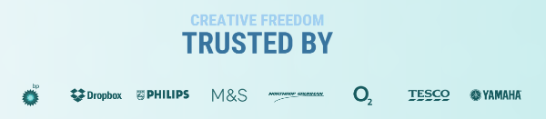 Creative freedom clients