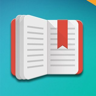 Android app book icon