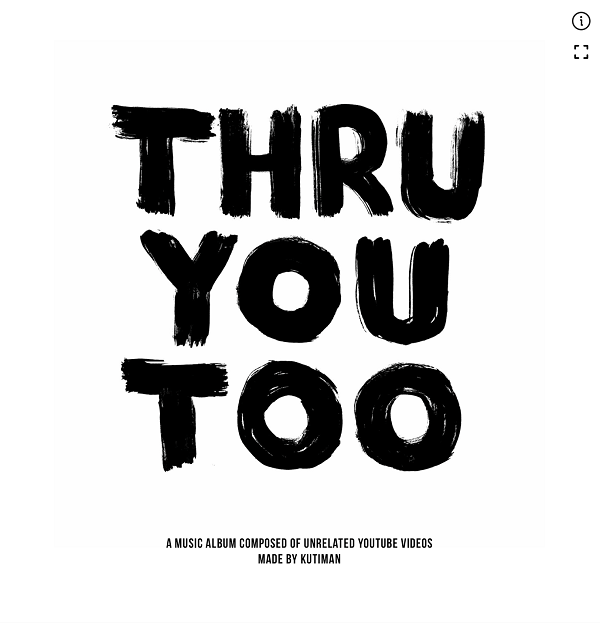 Thru you too site