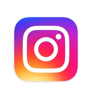New instagram icon