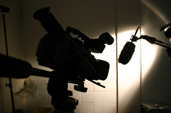 Lighting for video production