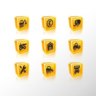 Website icons for CPS