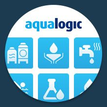 Custom icons for Aqualogic